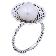 Twisted-Silver-Wire-Ring-with-Pearl-in-Textured-Bowl.jpg